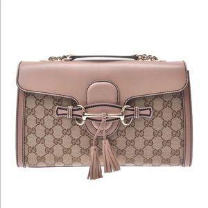 GUCCI Emily Chain Shoulder Bag